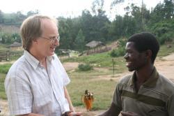 Erling møter Bosco igjen høsten 2012, 2 år etter at han fikk tildelt geiten sin