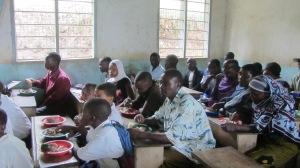 Studiebesøk fra Lukunguni (2)