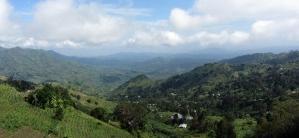 Den vakre utsikten til Lukunguni