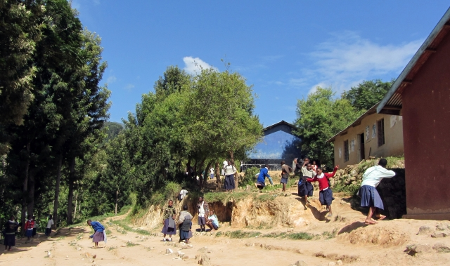 School in Mgeta