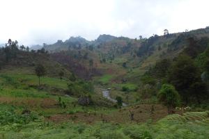 Dalføret i Bunduki med elva som er opphav til viktig vannkilde for Dar es Salaam